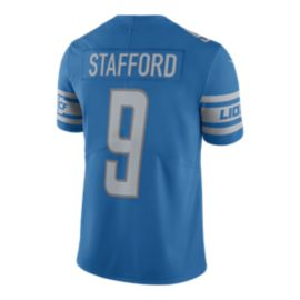 Detroit Lions Matthew Stafford Limited Football Jersey
