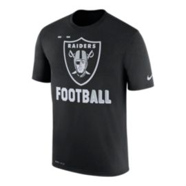 Oakland Raiders Nike Legend Football T Shirt