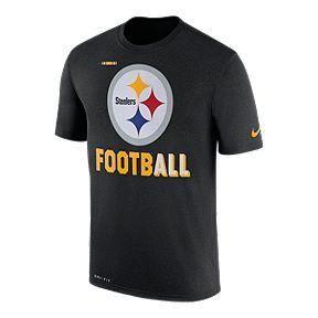 08f1d0af018 Pittsburgh Steelers Nike Legend Football T Shirt