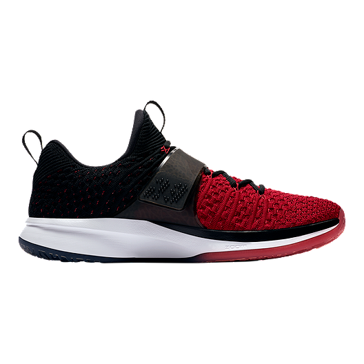 1bcf4f5618e Nike Men's Jordan Trainer 2 Flyknit Training Shoes - Red/Black ...