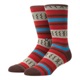 Stance Men's Sidestep Mexicali Rose Crew Socks