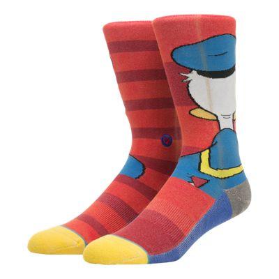 Stance Men's Disney Donald Duck Crew Socks