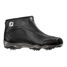 FootJoy Men's Waterproof Golf Boots - Black/Silver