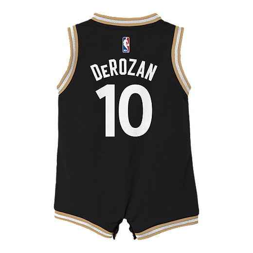 pretty nice 93e5f 5748b Toronto Raptors Baby DeMar DeRozan 2nd Road Alternate ...