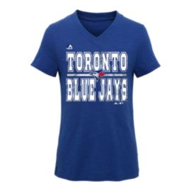 Toronto Blue Jays Girls' On Base T Shirt