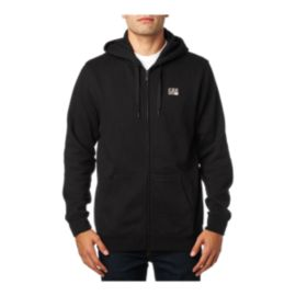 Fox Men's District 1 Full Zip Hoodie - Black