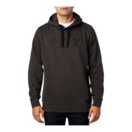 Fox Men's 360 French Terry Pullover Hoodie - Black Vintage