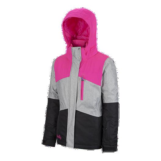 1908dfb46 Firefly Girls  Tessa Insulated Winter Jacket
