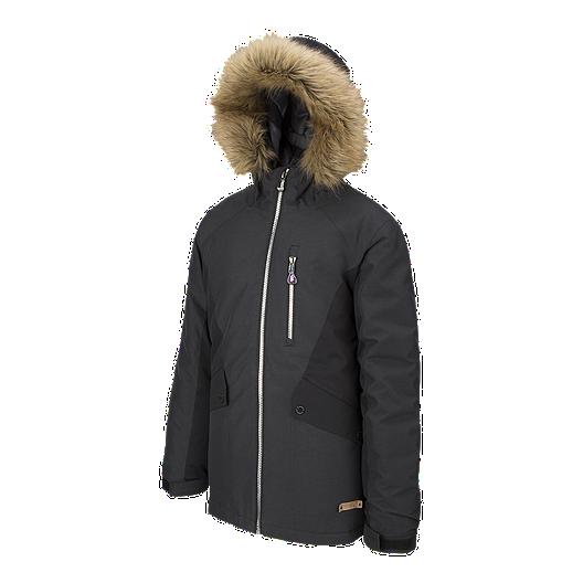 64f97deb3 Firefly Girls  Amanda Insulated Winter Jacket