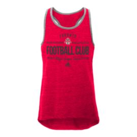 Toronto FC Girls' Honeycomb Lines Tank