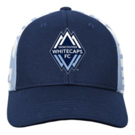 Vancouver Whitecaps Kids' Structured Flex Hat