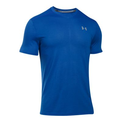 Under Armour Men's Threadborne Streaker Short Sleeve Shirt