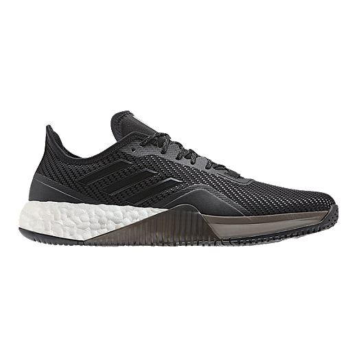 on sale 2266d 5f9dd authentic adidas crazylight boost 2018 performance review duke4005 main  26b75 0c155 cheapest adidas mens crazy train elite boost training shoes  black 7046b ...