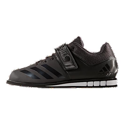 fd6ea3b4b036 adidas Men s Powerlift 3.1 Weightlifting Shoes - Black