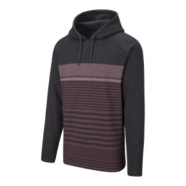 Firefly Men's Henrik Yarn Dye Pull Over Hoodie