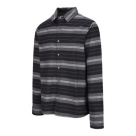 Firefly Men's Alto Flannel Long Sleeve Shirt