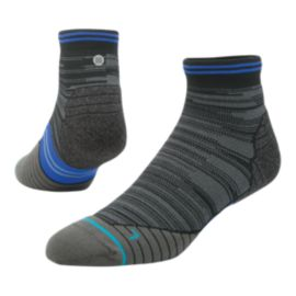 Stance Men's Run Uncommon Solids Quarter Socks