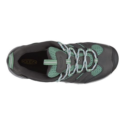 ba4dc69c467 Keen Women s Koven Low Waterproof Hiking Shoes - Raven Malachite ...