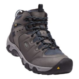 Keen Men's Koven Polar Waterproof Winter Boots - Gargoyle/Midnight