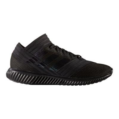 adidas PerformanceNEMEZIZ TANGO 18.1 TR - Sports shoes - core black/footwear white