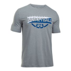 Under Armour Men's Baseline Graphic Basketball T Shirt