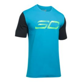 Under Armour Men's SC30 Logo Basketball T Shirt