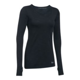Under Armour Women's Threadborne Seamless Long Sleeve Shirt