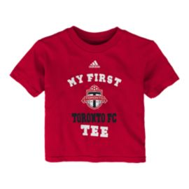 Toronto FC Baby My First T Shirt