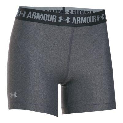 Under Armour Women's HeatGear 5'' Middy Shorts