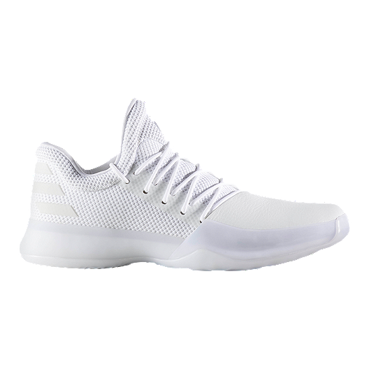 fd56835346c adidas Men s Harden Vol. 1  Yacht Party  Basketball Shoes - White ...