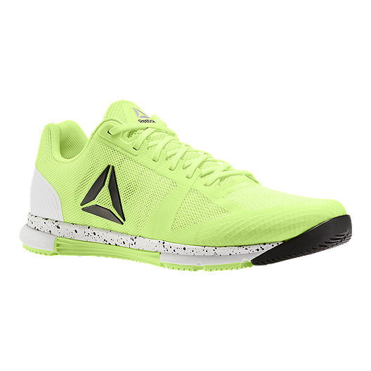bf2c578f394 Reebok Men s CrossFit Speed TR 2.0 Training Shoes - Electric Green White