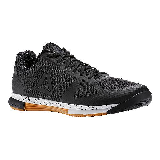 e0924d4b6d Reebok Men's CrossFit Speed TR 2.0 Training Shoes - Black Knit/Gum ...