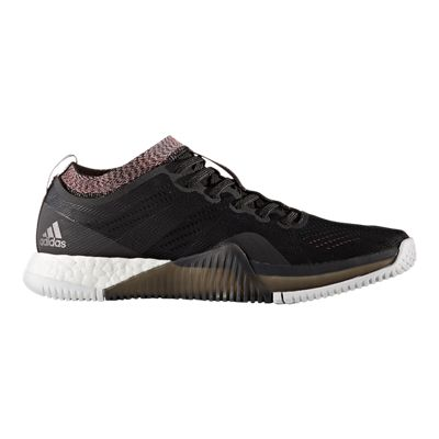 adidas Women's Crazy Train Elite Boost Training Shoes - Black/Silver
