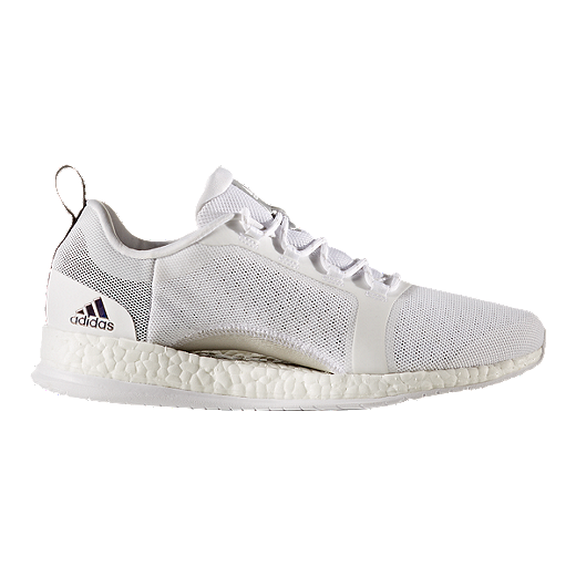 new lower prices wholesale online cheap adidas Women's Pure Boost X TR Training Shoes - White/Silver/Black ...
