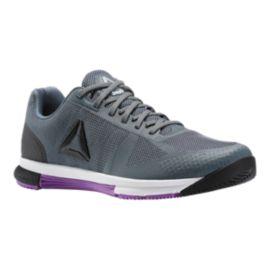 2a21963d689bdc Reebok Women s CrossFit Speed TR 2.0 Training Shoes - Grey Alloy ...