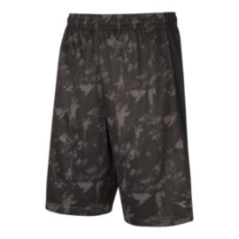 Diadora Men's Elevated Mesh Print Shorts