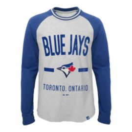 Toronto Blue Jays Kids' Our Home Long Sleeve Shirt