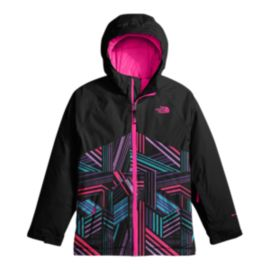 The North Face Girls' Brianna Insulated Winter Jacket