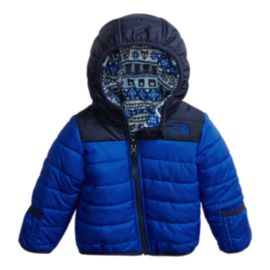 The North Face Baby Boys' Perrito Reversible Winter Jacket