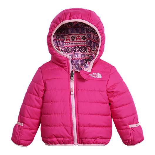6bf76f8e9 The North Face Baby Girls' Perrito Reversible Winter Jacket | Sport Chek