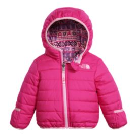 The North Face Baby Girls' Perrito Reversible Winter Jacket