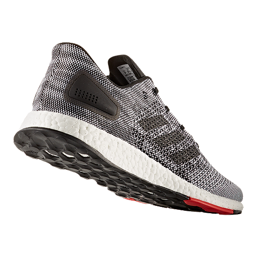 7f44c744ceb adidas Men s Pure Boost DPR Running Shoes - Black White