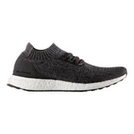 adidas Men's Ultra Boost Uncaged Running Shoes - Black/Grey