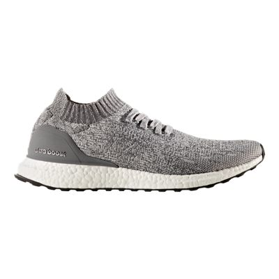 adidas Men's Ultra Boost Uncaged Running Shoes - Grey
