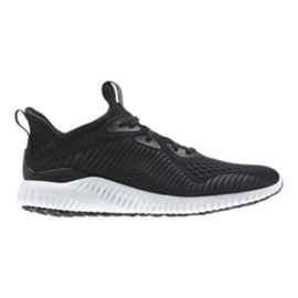 adidas Men's Alpha Bounce EM Running Shoes - Black/White