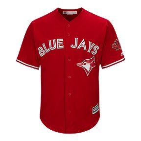Toronto Blue Jays 2017 Alternate Baseball Jersey a9c2902fd5