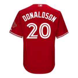 Toronto Blue Jays Josh Donaldson 2017 Alternate Baseball Jersey