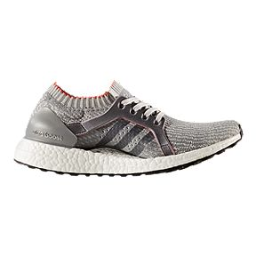 newest 37b89 ca0aa adidas Women s Ultra Boost X Running Shoes - Grey Pink