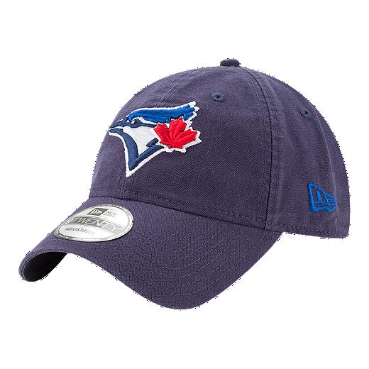 8cc8e81e50b ... closeout toronto blue jays new era core classic secondary hat navy  99fef 8c5a6
