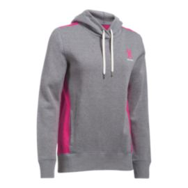 Under Armour Women's Power In Pink Hoodie